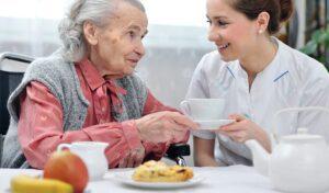 patient care home service