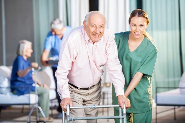Best Nursing Home Service